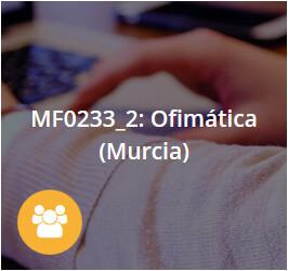 Ofimática MF0233_2