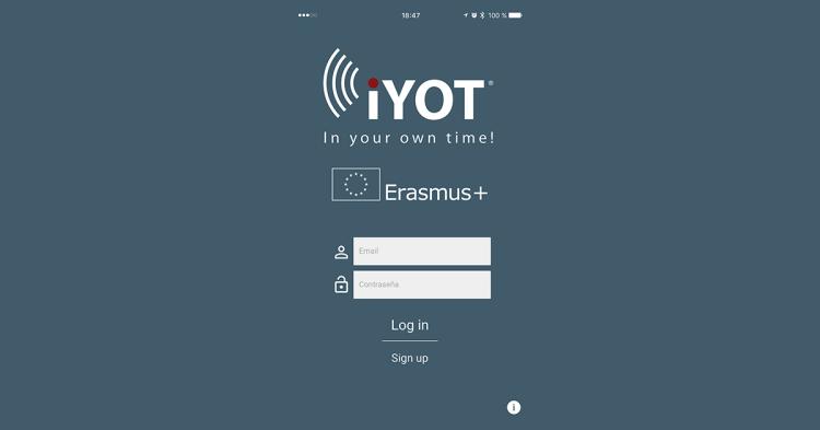 Proyecto Erasmus + iYOT