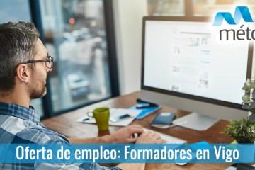 Oferta de empleo: formadores en Vigo