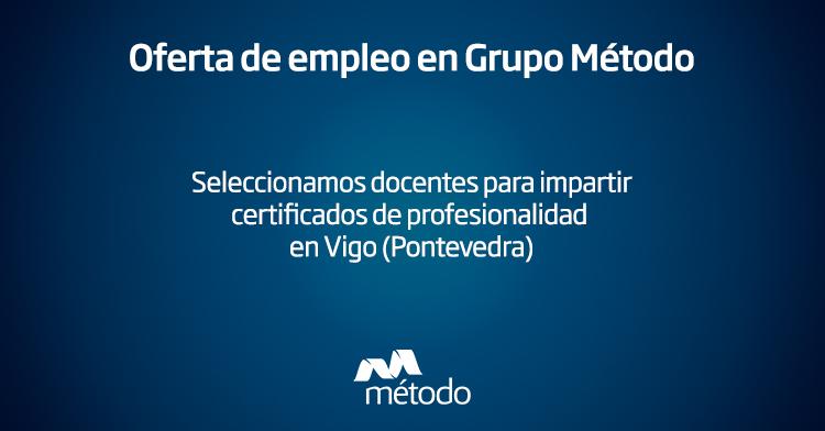 Certificados de profesionalidad en Vigo