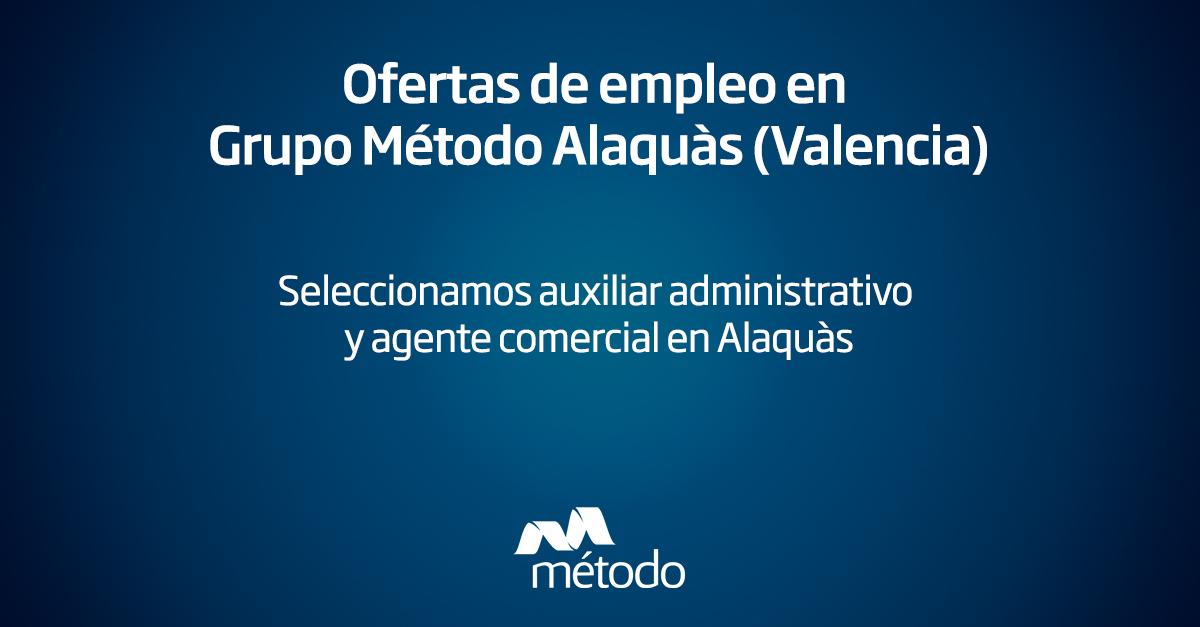 Ofertas de empleo centro de formaci n en alaqu s valencia - Trabajo en alaquas ...