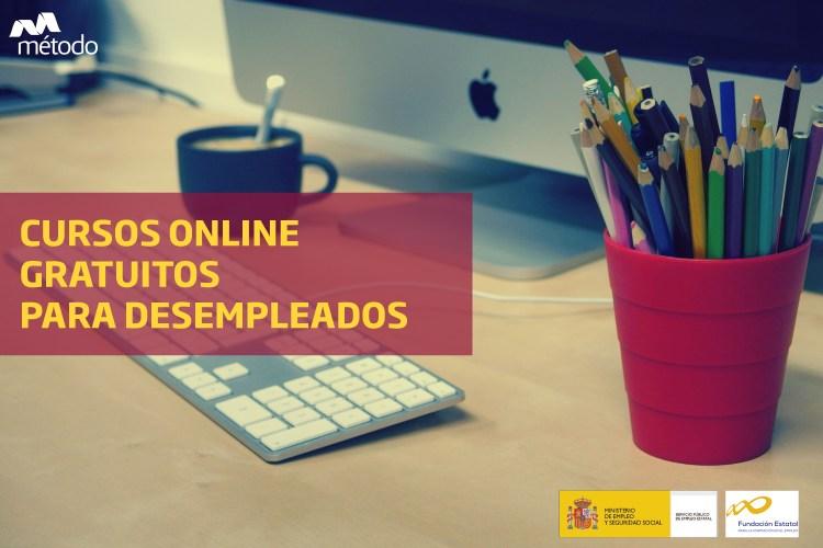 cursos online gratuitos para desempleados