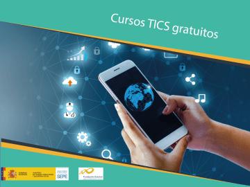 Cursos TICs gratuitos para trabajadores