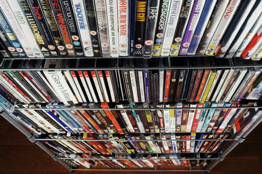 Cd And Dvd Collection