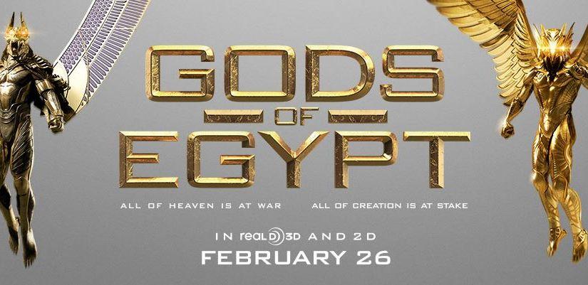 """Die Reise beginnt für die """"Gods of Egypt"""""""