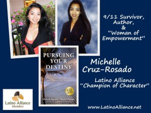 Latino Alliance Michelle Rosado