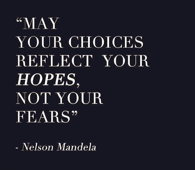 Choices-hopes-and-fears-quote
