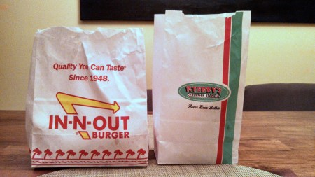 p terrys in n out bags