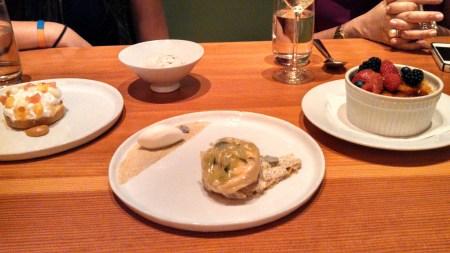 Olivia Desserts