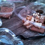 Chocolates and Tres Leches Cake