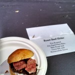 Roast Beef Slider from Salt & Time
