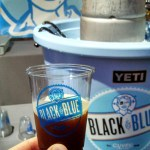 Black and Blue Nitrogenated Iced Coffee from Cuvee Coffee