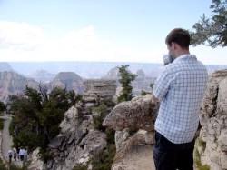 Grand Canyon- Eric taping