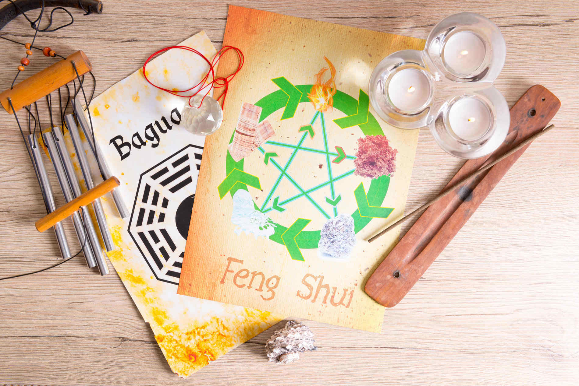Fen Shui The Ultimate Guide For Feng Shui Basics To Bring Peace Harmony