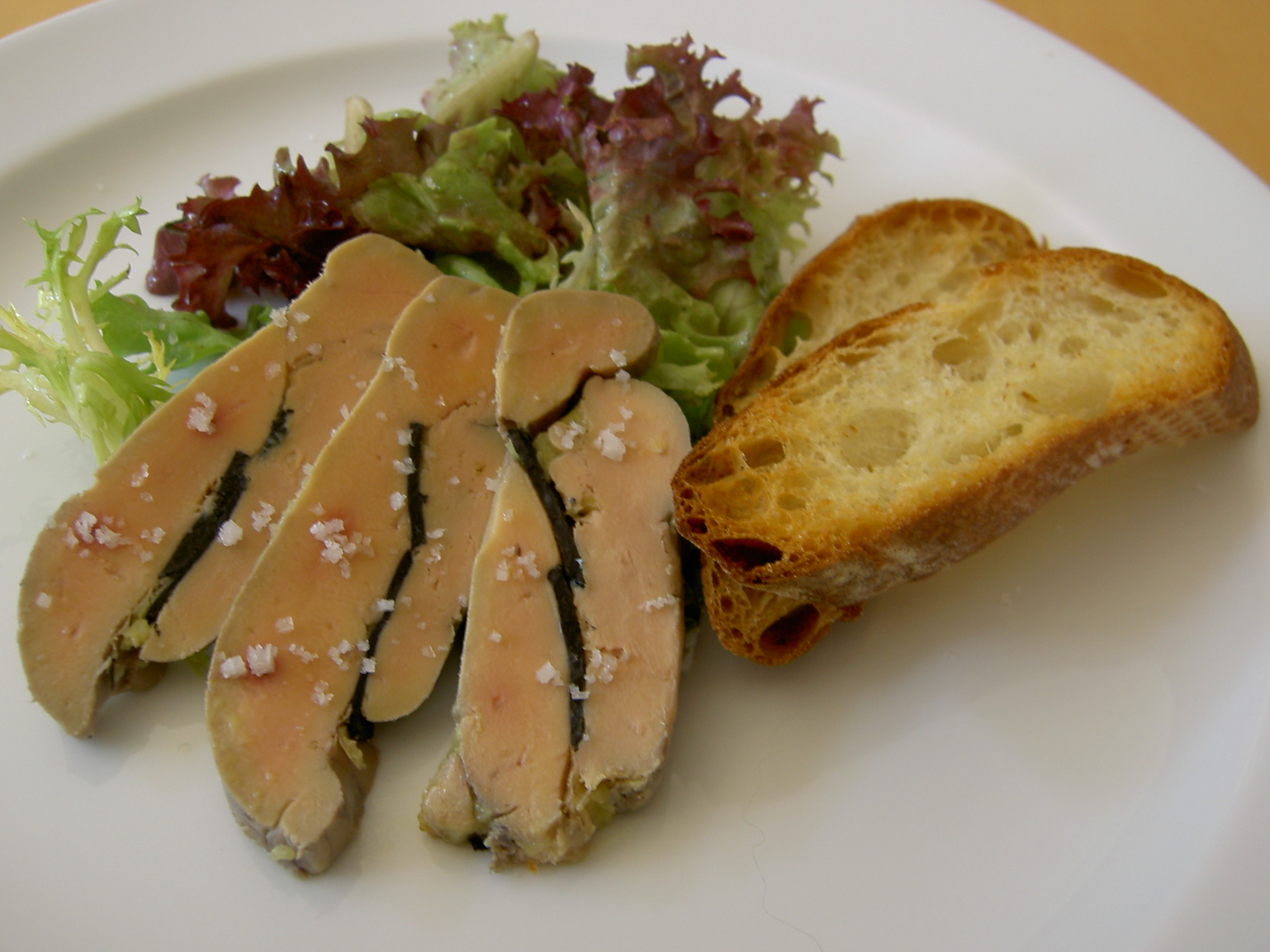 Foie Gras Terrine Foie Gras Recipes Terrine Of Foie Gras With Black Truffles