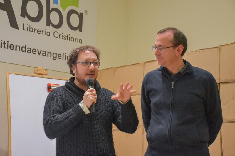 Conferencia Origenes y Evolucion Charla Suburbios 2
