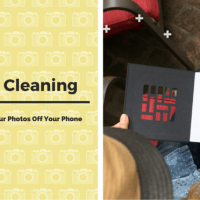 Spring Cleaning - Tips to Getting Your Photos Off Your Phone