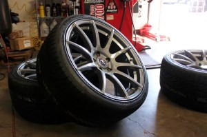 Forgestar CF10 Wheels in Gloss Gunmetal