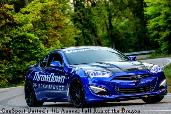 Slaying The Dragon on ST Coilovers – Sgt Rigas' Modded Hyundai Genesis Coupe