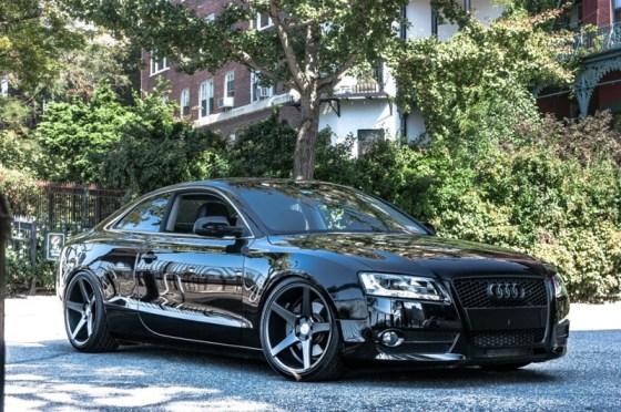 "Audi A5 - 19x9.5"" / 19x9.5"" Dolphin Grey M550"