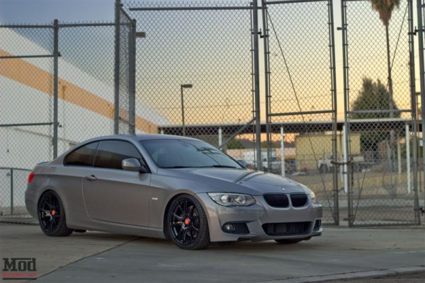 V for Victory: Alec Capitano's E92 BMW 335i on Forgestar CF5Vs