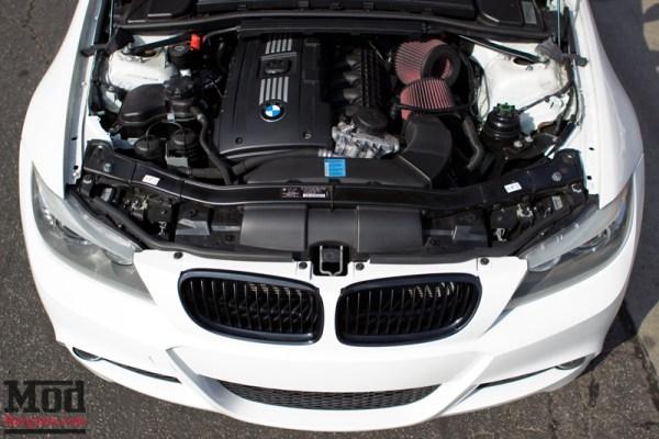 Power & Practicality: Ashan's Sleeper BMW E90 335i