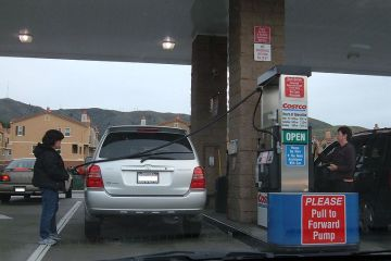 Image Source: http://commons.wikimedia.org/wiki/File:Costco_SSF_gas_station_3.JPG