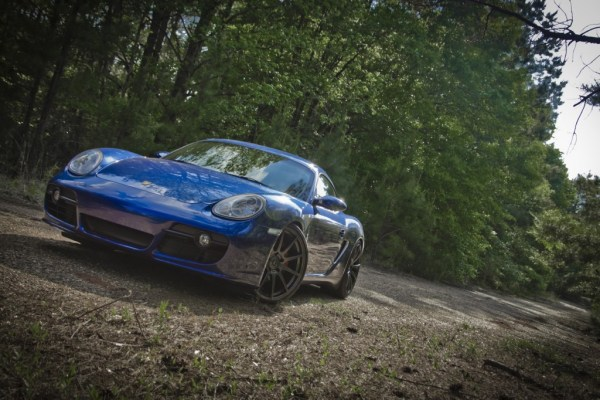 May 2014 COTM: WO1 Triantos' [987] Porsche Cayman