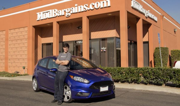 Nick from ModBargains gets schooled: Ford ST Octane Academy Pt. 1 – Getting There