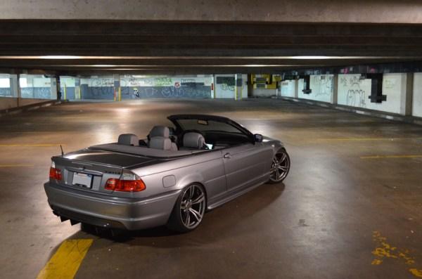 "BMW E46 Vert ""Carbon ZHP"" joins the ModBargains Project Garage"