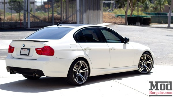 Yu So Clean: Allen's 335i E90