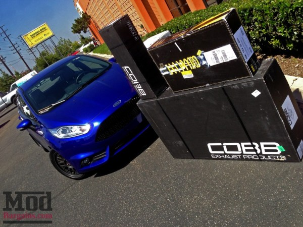 Project Fiesta ST Update: Stage III Fiesta ST Mods from Cobb & ST Coilovers