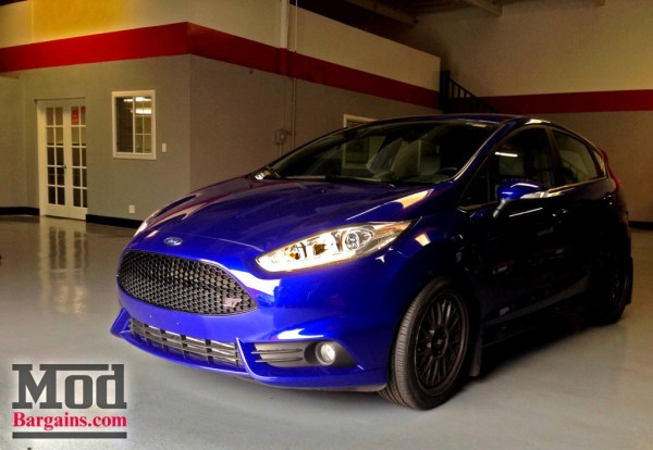 How To Install Ford Fiesta ST Intercooler