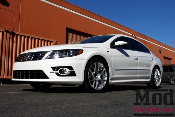 Quick Snap: VW Passat CC on VMR V710 Wheels