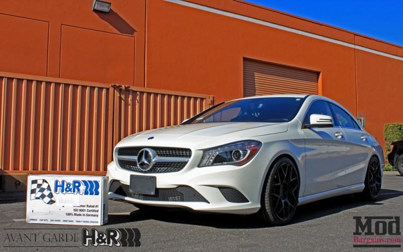 Mercedes_CLA250_HR_Springs_Avant_Garde_Black_Wheels_after_009