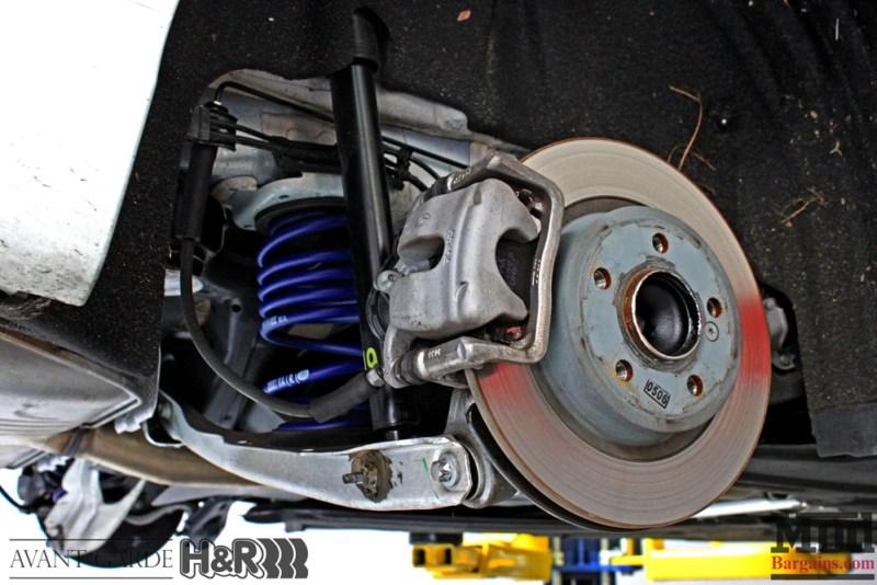 Mercedes_CLA250_HR_Springs_Avant_Garde_Black_Wheels_on-lift-img001