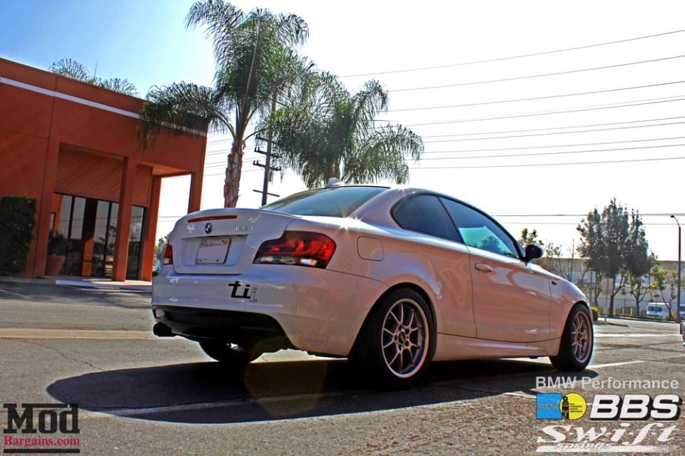 BMW_E82_128i_BBS_RK_Bilstein_Shocks_Swift_Springs_BMWPerf_BBK_Intake_Exh_img001