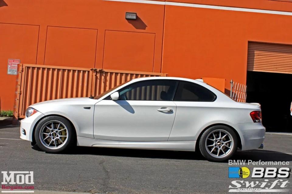 BMW_E82_128i_BBS_RK_Bilstein_Shocks_Swift_Springs_BMWPerf_BBK_Intake_Exh_img007