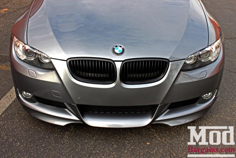 BMW_E92_328i_Gray_CF_Performance_Diffuser_BilsteinShocks_Miro_111_wheels_silver_19x85et35_19x95et33_HRSprings_img013