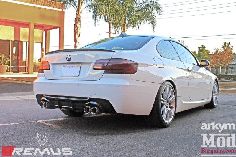 BMW_E92_335i_AlpineWH_Arkym_Quad_Diffuser_Remus_Quad_Exhaust_CF_spoiler_CF_Lip_alancust-img001