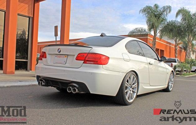 BMW_E92_335i_AlpineWH_Arkym_Quad_Diffuser_Remus_Quad_Exhaust_CF_spoiler_CF_Lip_alancust-img013