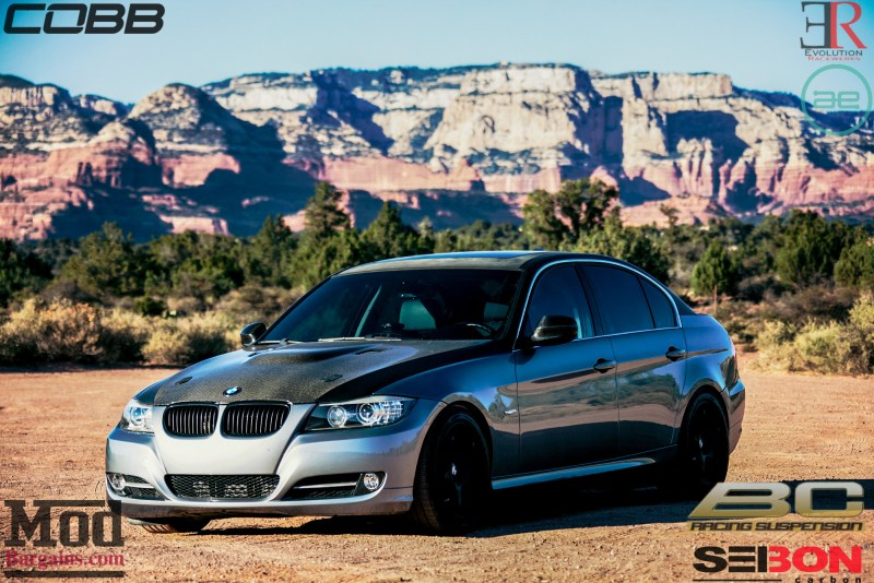 BMW_E90_335iLCI_Evan_Lim_Mod_Champion_BC_Coils_SeibonCFHood_AEexhaust_-6
