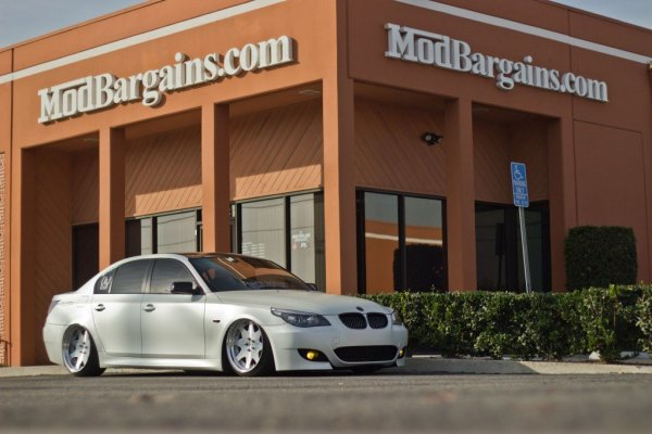 The 6 Best Power Mods for E60 BMW 535i – N54 Tuning for Major Muscle
