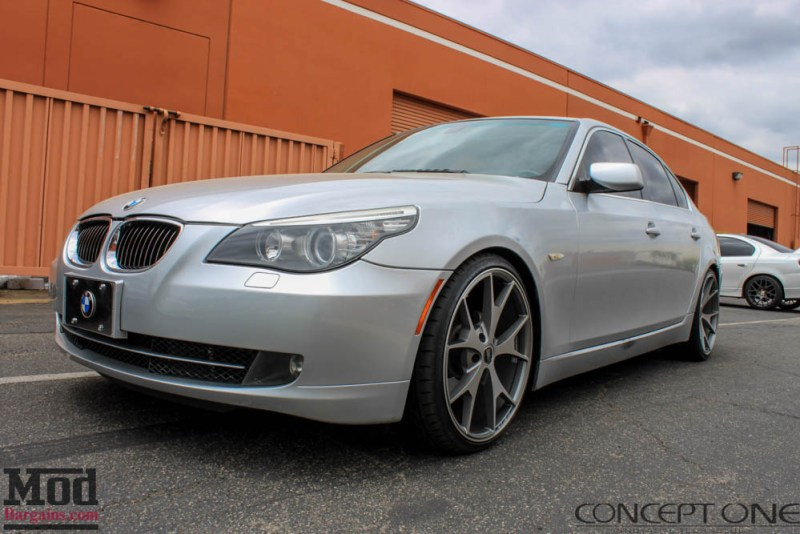 BMW_E60_528i_Concept_One_CSM-5_wheels_20x9_20x10_Gunmetal_-5