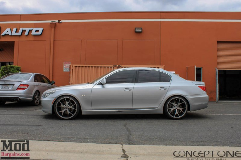 BMW_E60_528i_Concept_One_CSM-5_wheels_20x9_20x10_Gunmetal_-6