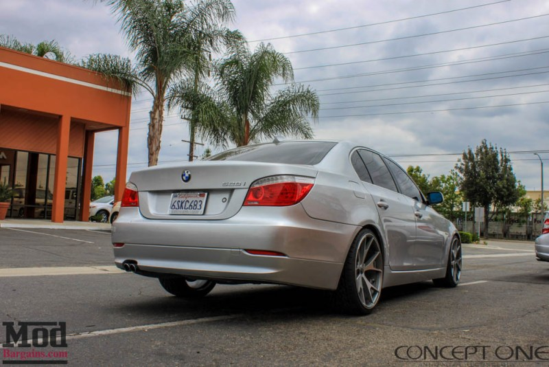 BMW_E60_528i_Concept_One_CSM-5_wheels_20x9_20x10_Gunmetal_-7