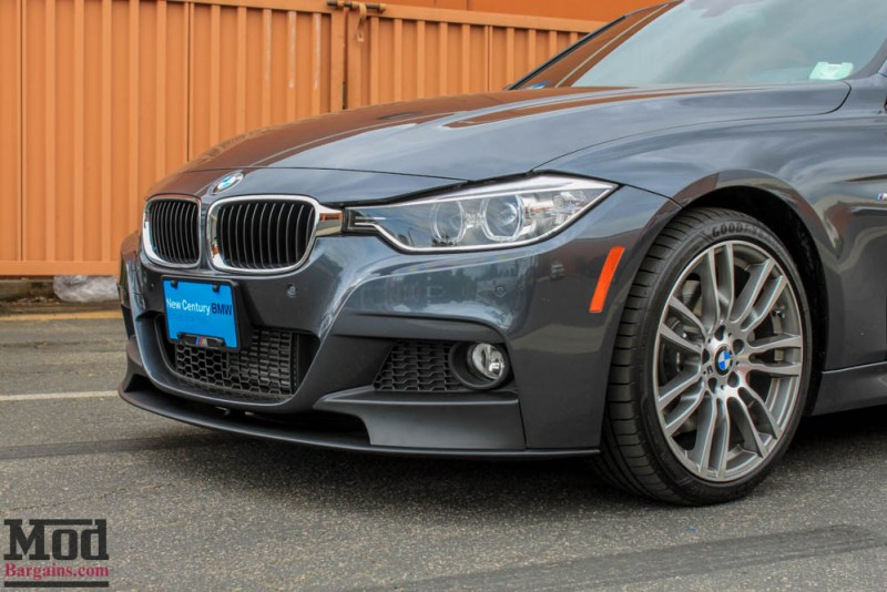 BMW_F30_Performance_Quad_Diffuser_splitter_Remus_exhaust_335i_-13