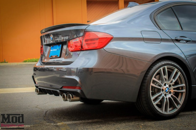 BMW_F30_Performance_Quad_Diffuser_splitter_Remus_exhaust_335i_-16