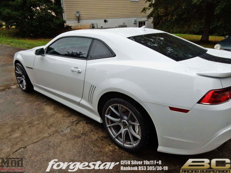Forgestar-CF5V-19x11-Silver-BC-Coilovers-Camaro-ZL1-Hankook-RS3-305-img (4)