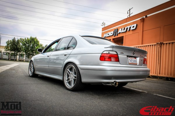 Quick Snap: AC Schnitzer Modded E39 BMW 540i Visits ModAuto